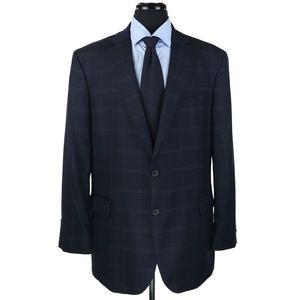 Brooks Brothers Regent Fit Wool Sport Coat Checks